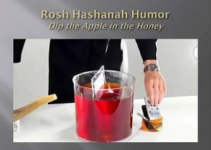Rosh Hashana Apple Dip