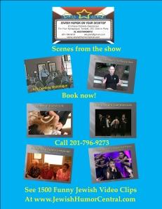 2014 Jewish Humor Show Flyer-P2
